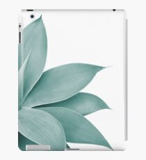 Agave Flare #1 #tropical #decor #art  iPad Case/Skin