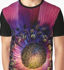 Anemone de Caen Graphic T-Shirt