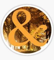 Of Mice & Men - & Logo 1 Sticker