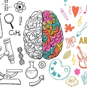 Left Brained, Right Brained by NaurinDin