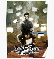 STEINS;GATE 0 Poster Design Poster