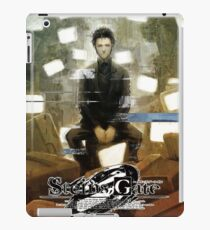 STEINS;GATE 0 Poster Design iPad Case/Skin