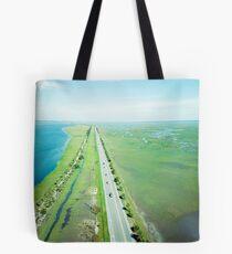 Beach Road Tote Bag