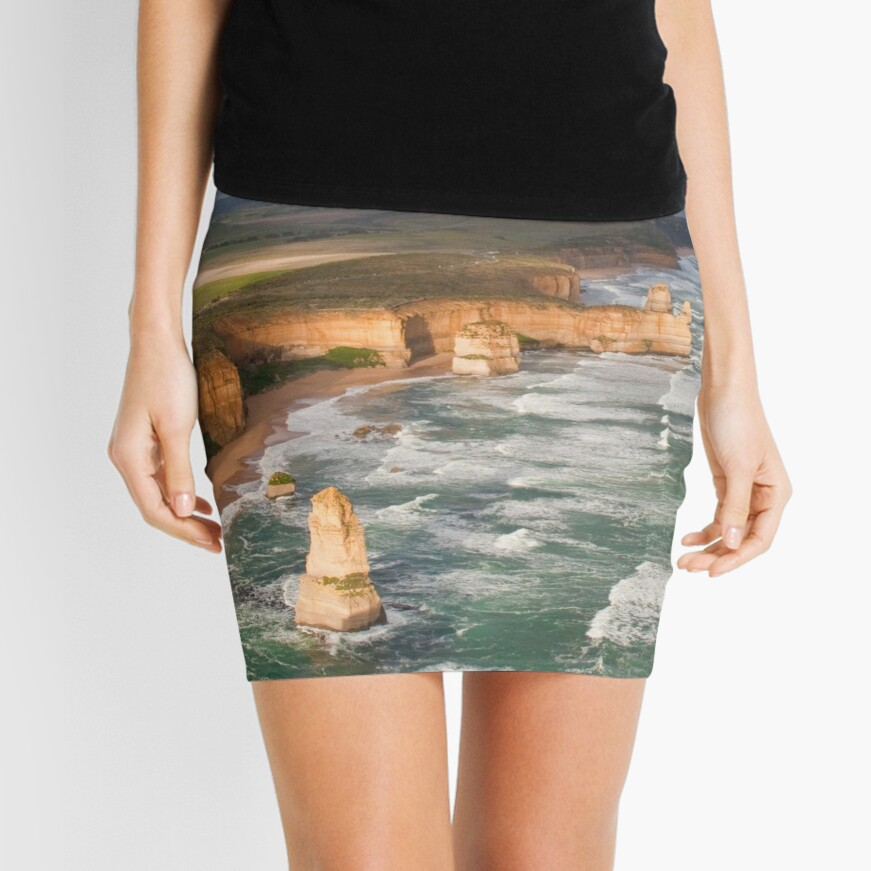 The Apostles II Mini Skirt Front