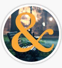 Of Mice & Men - & Logo 7 Sticker