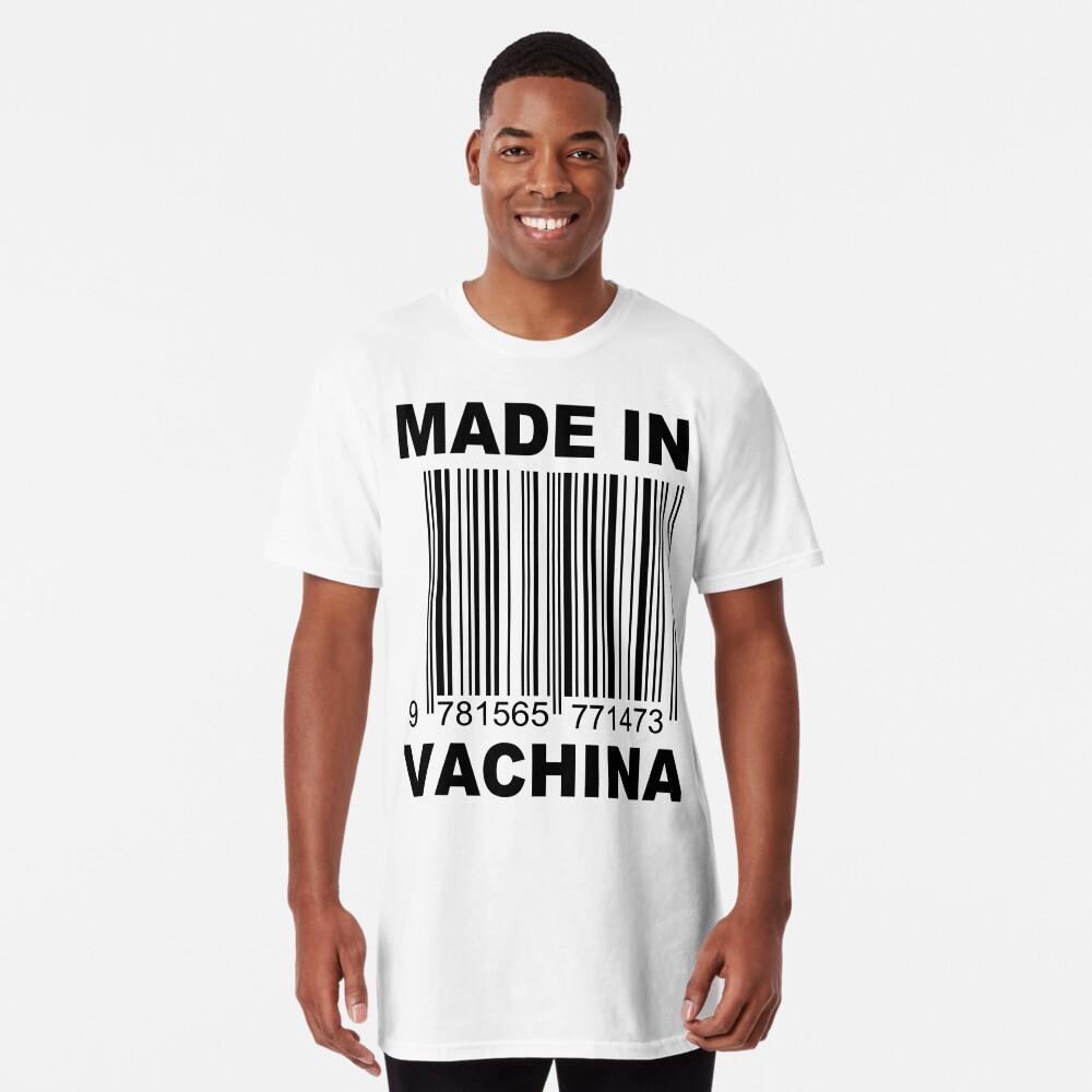 Made in Vachina Baby onesie Long T-Shirt