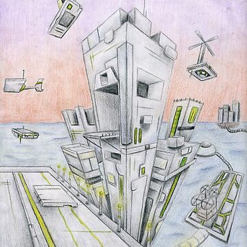 Futuristic  by moosesquirrel