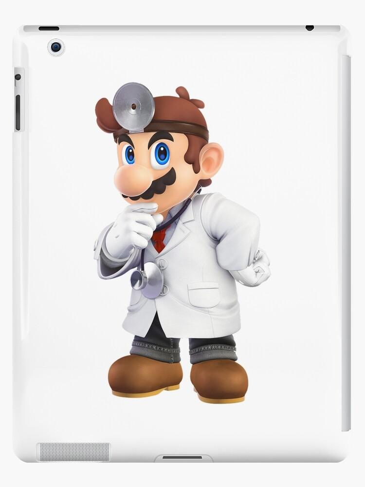 Smash Bros Ultimate - Dr. Mario by VinoBurrito