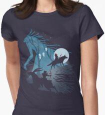 Ancient Spirit Women's Fitted T-Shirt