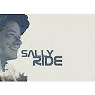 Sally Ride by tanyaofmars