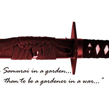 Samurai by ANDIBLAIR