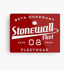 Stonewall Fleet wear 08 #1 Metal Print