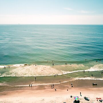 Sunshine Beach by oliviastclaire