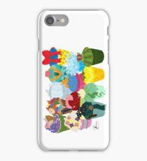 The Princess Cupcake Collection II  iPhone Case/Skin