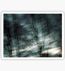 Amazing Tree Abstracts Series 6 Sticker