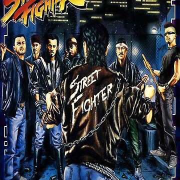 Street Fighter by garyspeer