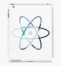 Ocean Wave Science Atom Symbol iPad Case/Skin
