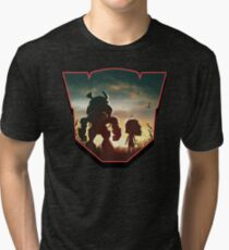 Transformers Bumblebee Tri-blend T-Shirt