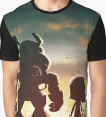 Transformers Bumblebee Graphic T-Shirt