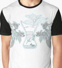 Brew Comparisons - Winged are the Chemex Graphic T-Shirt