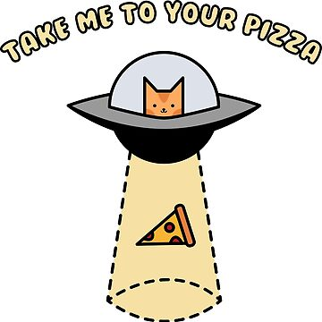 Pizza Cat by diosore