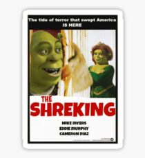 The Shreking Sticker