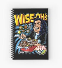 Wise-Oh's Spiral Notebook