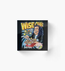 Wise-Oh's Acrylic Block