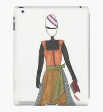 Austrian Woman iPad Case/Skin