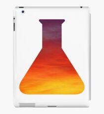 Evening Skies Science Beaker iPad Case/Skin