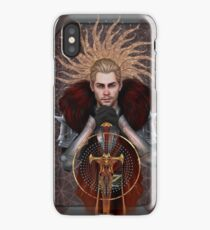 Commander Tarot iPhone Case