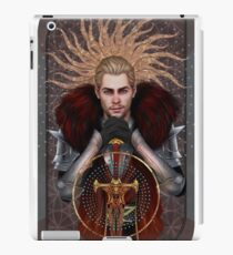 Commander Tarot iPad Case/Skin