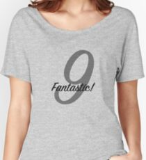 Ninth Doctor Fantastic Women's Relaxed Fit T-Shirt