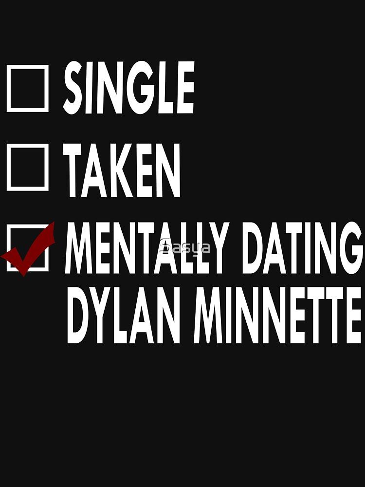 Mentally dating... by Sasya