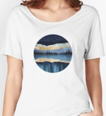Midnight Lake Women's Relaxed Fit T-Shirt
