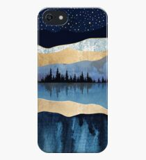 Midnight Lake iPhone SE/5s/5 Case