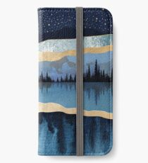 Midnight Lake iPhone Wallet/Case/Skin