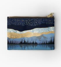 Midnight Lake Zipper Pouch