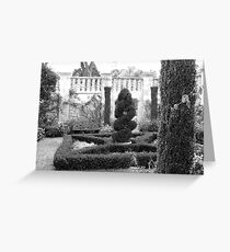Dallas Arboretum Topiary Greeting Card