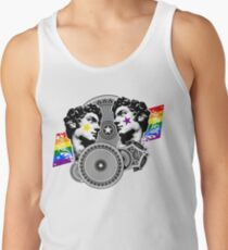Proud to be gay Tank Top