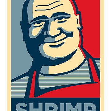 SHRIMP Poster by fozzilized