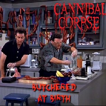 Death Metal Seinfeld by Biff85