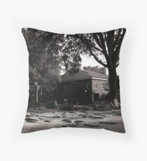 Disrepair Throw Pillow