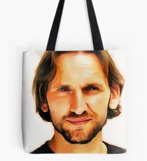 Christopher Eccleston Tote Bag
