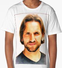 Christopher Eccleston Long T-Shirt
