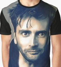 David Tennant Graphic T-Shirt
