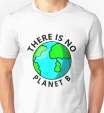 There is no planet B t shirt for kids | Save the Earth shirt Unisex T-Shirt
