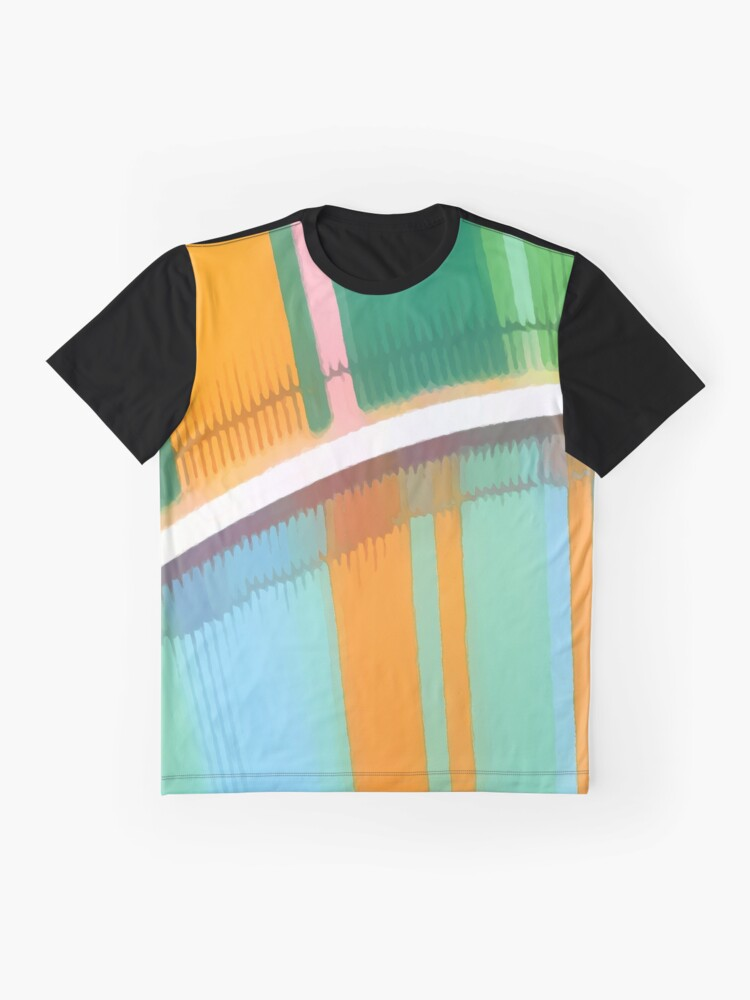 Alternate view of Individuality #abstract #popart #buyartprints #redbubble Graphic T-Shirt