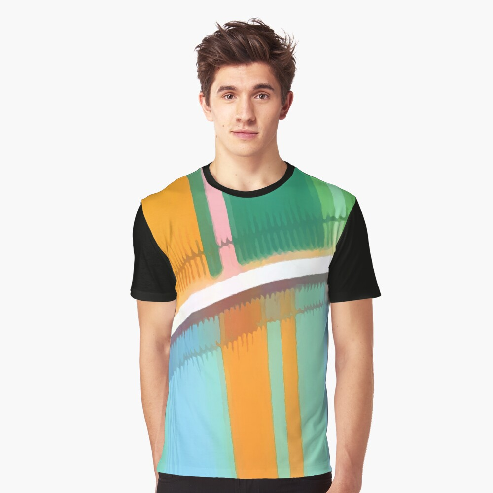 Individuality #abstract #popart #buyartprints #redbubble Graphic T-Shirt