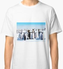 Penguin Flock Classic T-Shirt